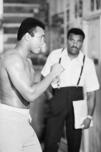 Muhammad Ali and Rahman Ali