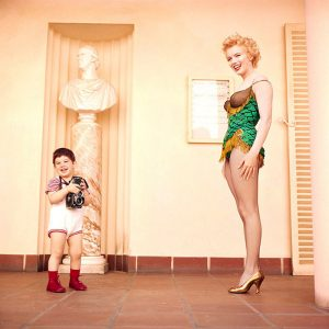 Marilyn and Joshua Greene.