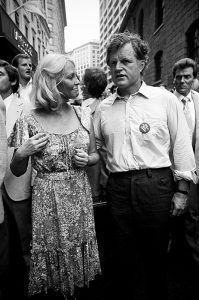 Ted & Joan Kennedy