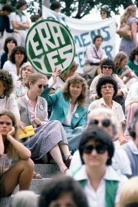 Equal Rights Amendment rally