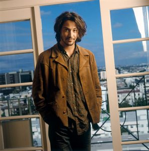 Keanu Reeves Portrait Session