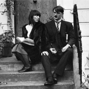 Beryl Bainbridge and Neville Chamberlain dummy
