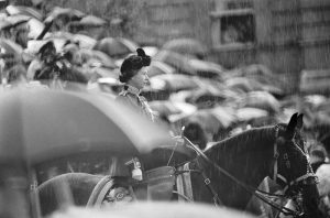 HM Queen Elizabeth II, Trooping the Colour, Horse guards Parade