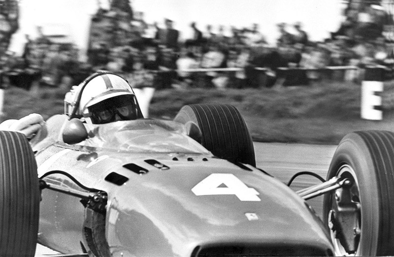 Surtees At Silverstone