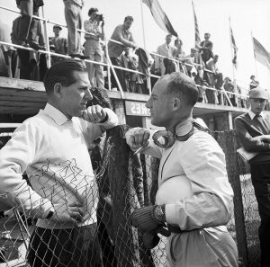 Stirling Moss, Silverstone British Grand Prix