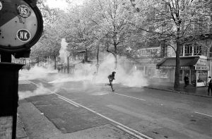 Paris Riots, May 1968