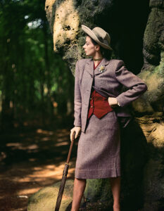 Tweed in the Woods