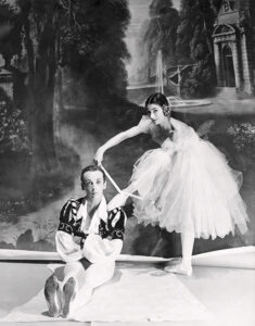 Robert Helpmann & Margot Fonteyn