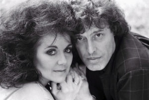 Tom and Miriam Stoppard