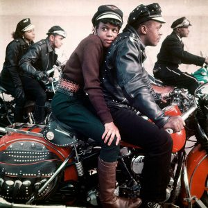Harlem Motorcycle Gang