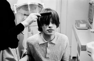 Jagger Hair Cut