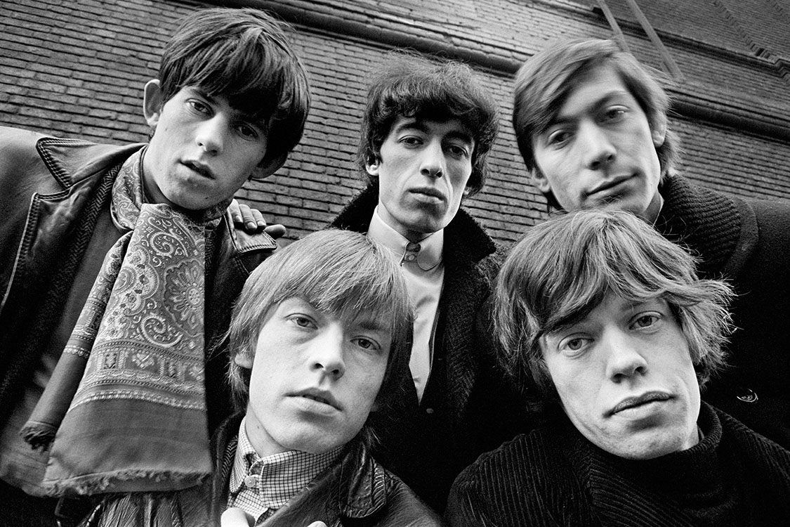 RS235 : The Early Stones - Iconic Images