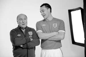 Jimmy Greaves & John Terry