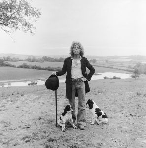 Daltrey With Dogs