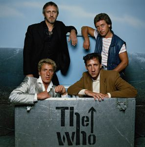 The Who Boxed