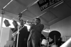 Cannonball and Nat Adderley