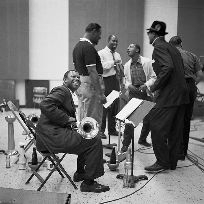 Al Grey and the Count Basie Orchestra