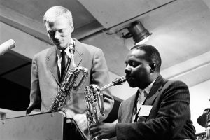 Gerry Mulligan and Harry Carney