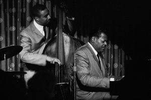 Ray Brown and Oscar Peterson