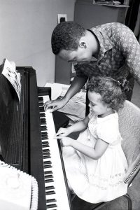 Quincy Jones and daughter Joli Jones
