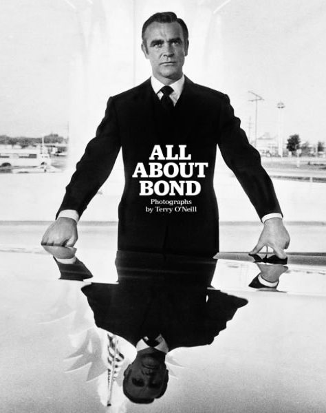 All About Bond – Signed by Terry O'Neill