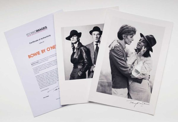 Bowie By O'Neill – Deluxe, Signed, Limited Edition