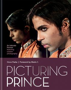 Picturing Prince: An Intimate Portrait – Signed by Steve Parke