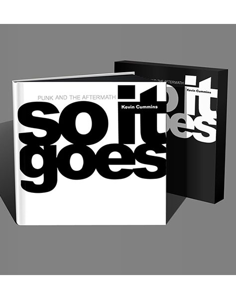 'So It Goes', 1-10 by Kevin Cummins