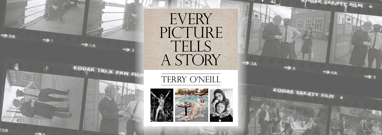 COMPETITION : Every Picture Tells a Story, Signed by Terry ...