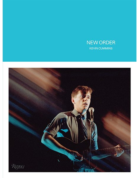 New Order – Signed by Kevin Cummins