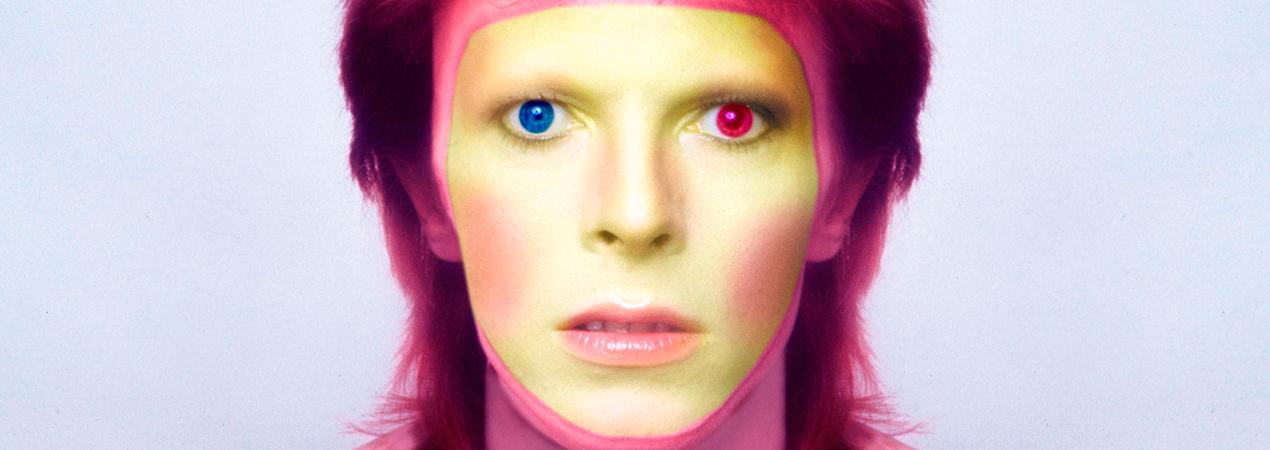 FineArtFriday - David Bowie, by Justin de Villeneuve - Iconic Images
